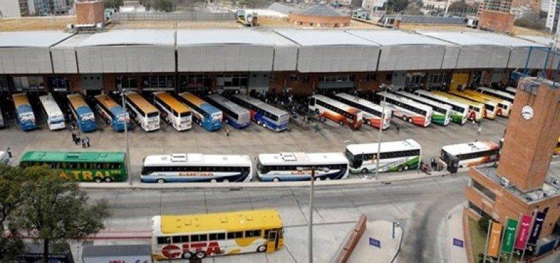 Terminal Tres Cruces moverá más de 150.000 pasajeros el fin de semana