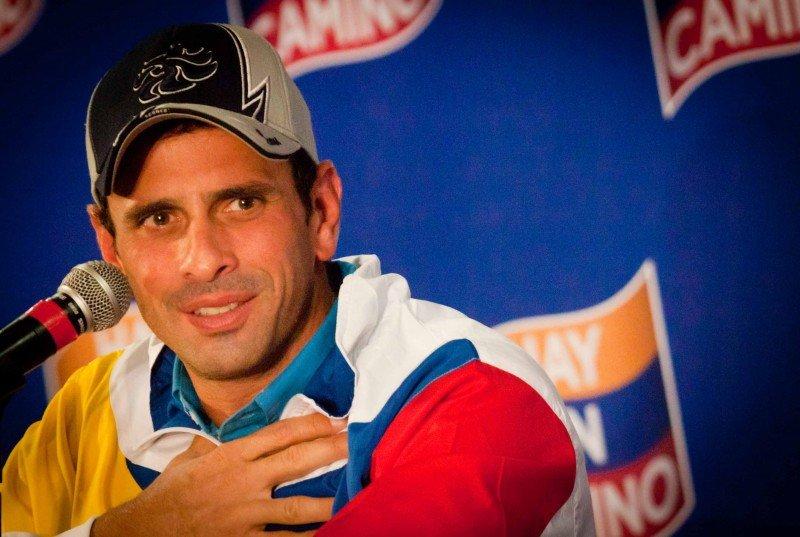 Hernrique Capriles.