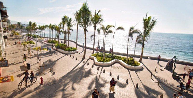 Puerto Vallarta, uno de los destinos más requeridos en México.