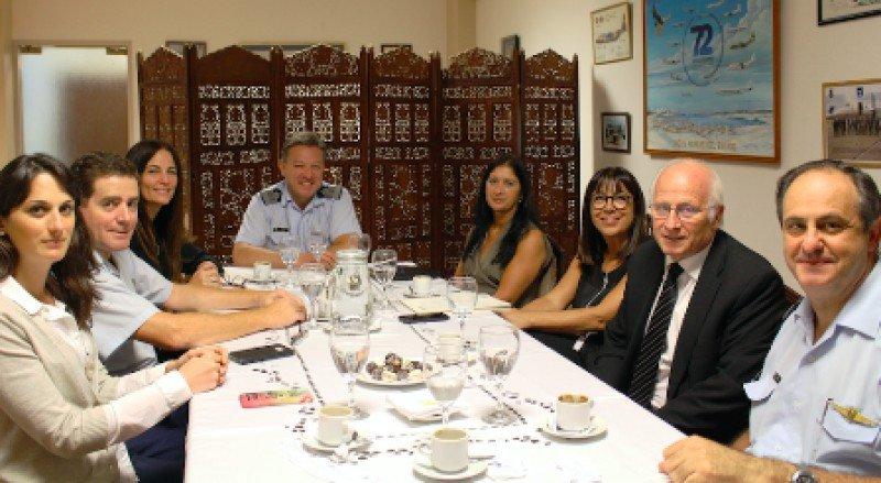 Autoridades de LADE recibieron a miembros del Ente Patagonia.
