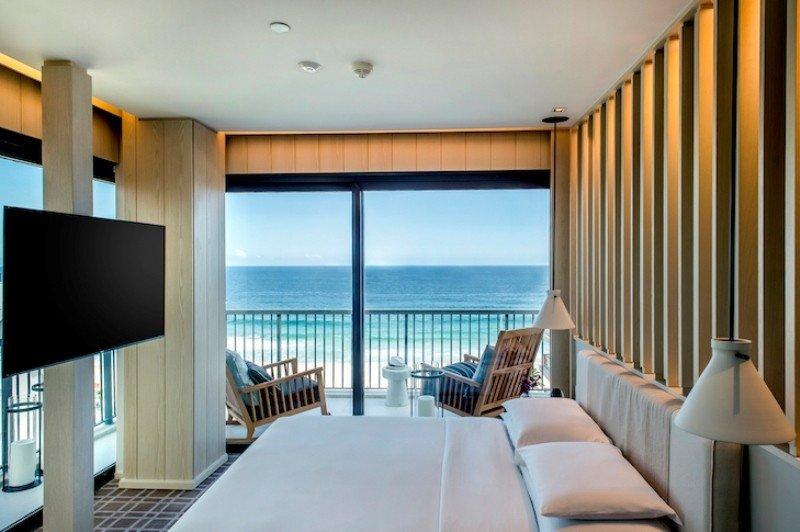 Suite ejecutiva del Grand Hyatt Rio de Janeiro.