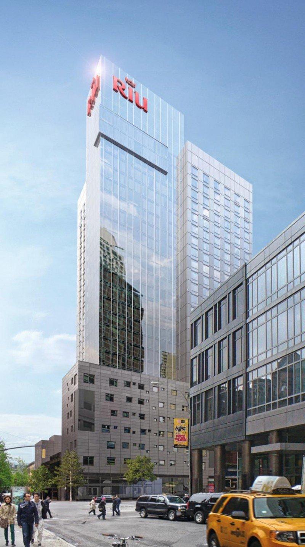 Riu Hotels abre su primer hotel en Nueva York.