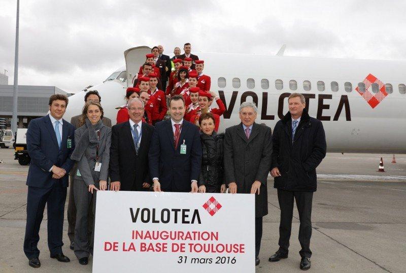 Volotea abre su octava base europea y nuevas rutas a España