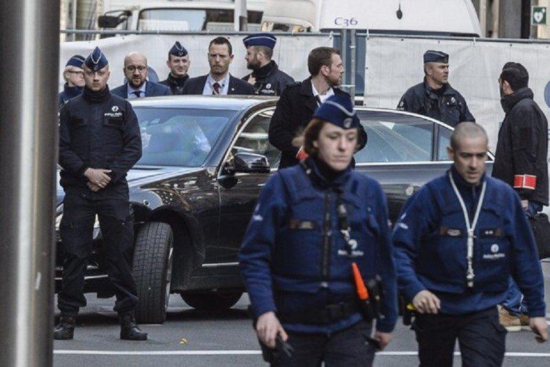 Los policías belgas han pedido medidas de seguridad más contundentes en el Aeropuerto de Bruselas (Foto: EFE/ Christophe Petit Tesson).