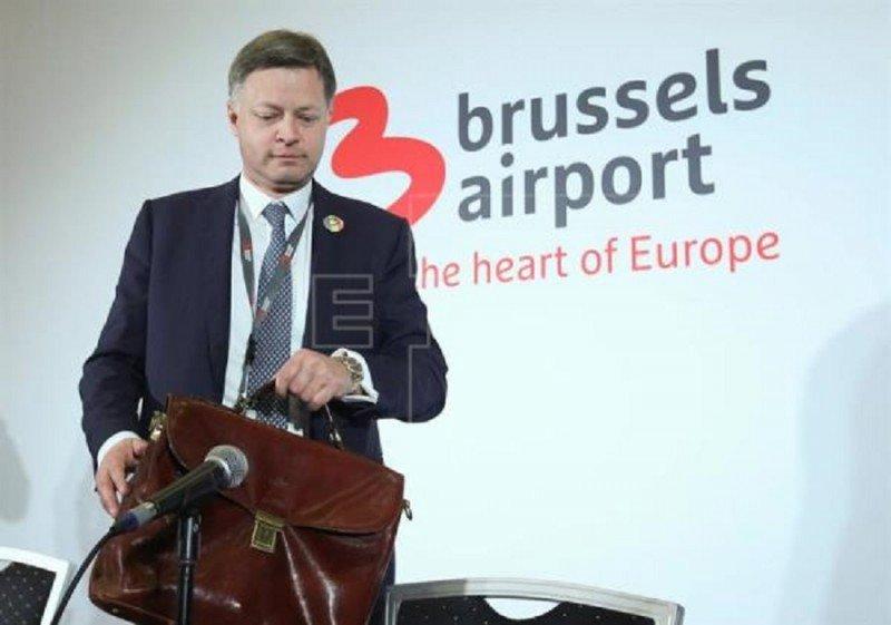 El Aeropuerto de Bruselas, reabierto 12 días después de los atentados