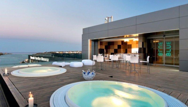 Barceló Hamilton Menorca es uno de los hoteles en cartera de BAY.
