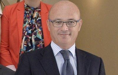 Juan Hernández, consejero de Desarrollo Económico, Turismo y Empleo.
