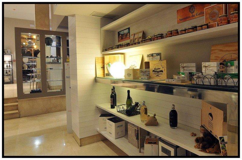 En la tienda del hotel se podrán adquirir todos los productos que los clientes hayan degustado previamente durante su estancia.