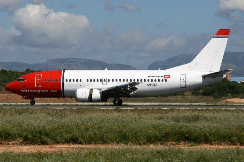 Norwegian aumenta su oferta en Palma de Mallorca un 20%