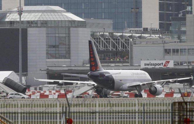 Brussela Airlines, operadora de referencia, fuela primera en regresar a sus pistas.