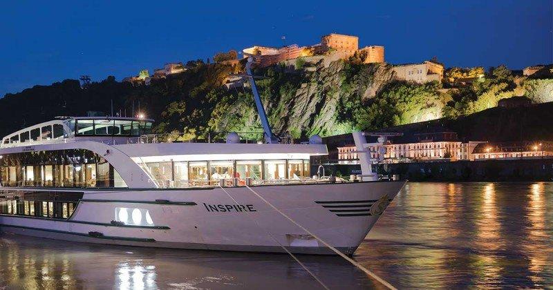 Europa sumará 18 nuevos barcos para cruceros fluviales en 2016