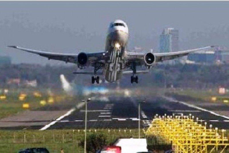 Fuerte crecimiento del tráfico aéreo mundial en febrero