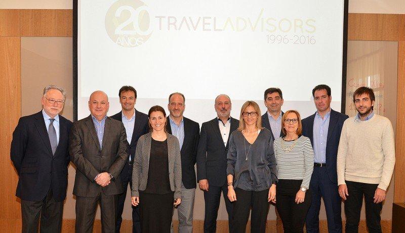 Consejo directivo de Travel Advisors.