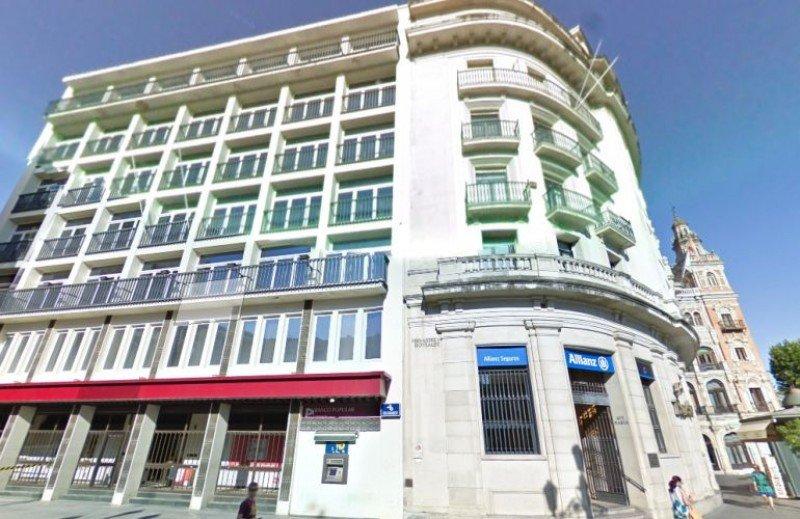 El edificio del Banco de Andalucía será un hostel de lujo