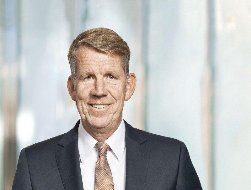 Friedrich Joussen, CEO de TUI Group.
