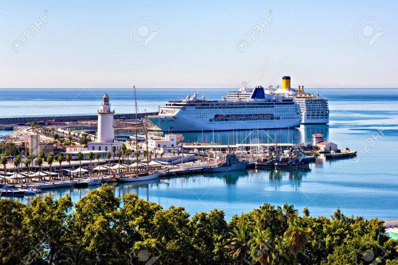 España recibe un 7% menos de cruceristas hasta febrero