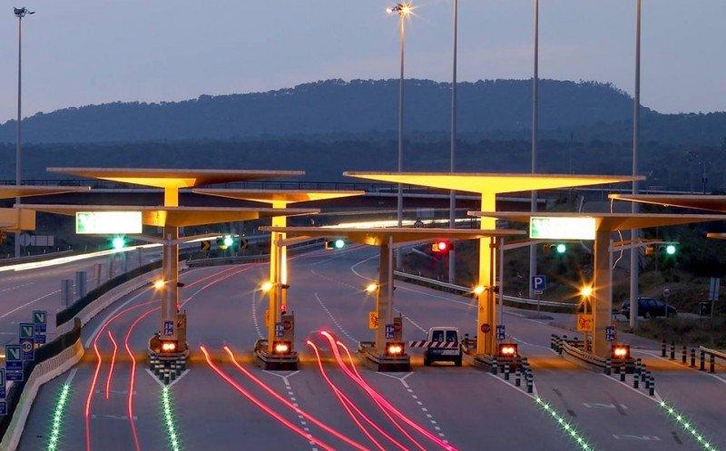 El tráfico de las autopistas aumenta un 7,5% en febrero
