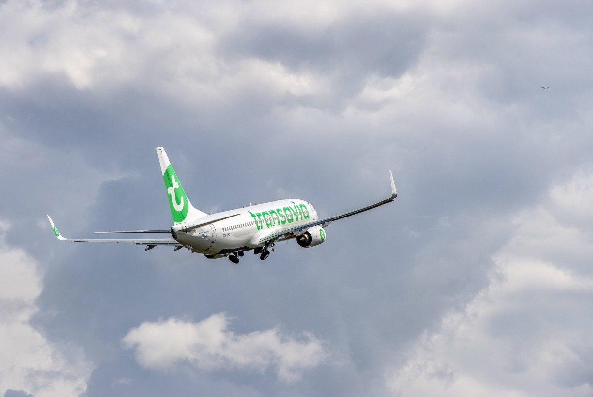 Transavia estrenó imagen corporativa en esta nueva temporada de verano