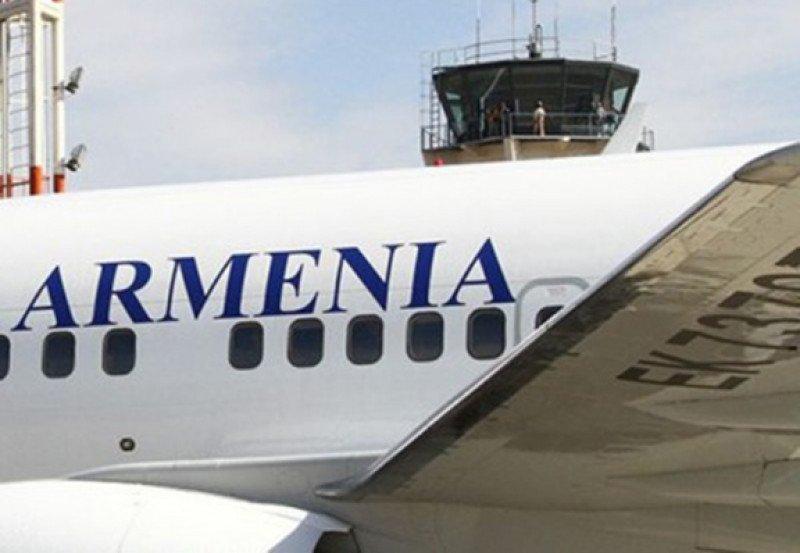 La aerolínea Armenia despega con un programa de rutas que incluye España