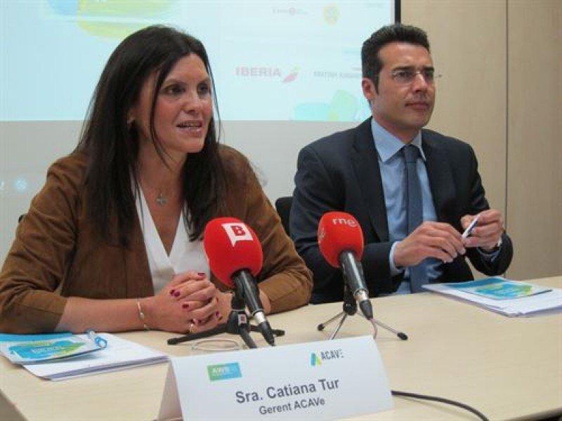 Catiana Tur y Ricard Plans.