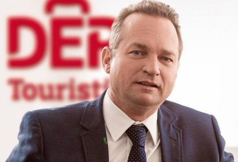 Sören Hartmann, director general del grupo. Foto: DER Touristik.