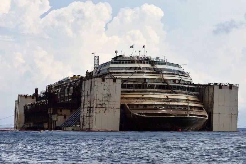 El Supremo fija en 12.000 euros la indemnización para 22 afectados del Costa Concordia