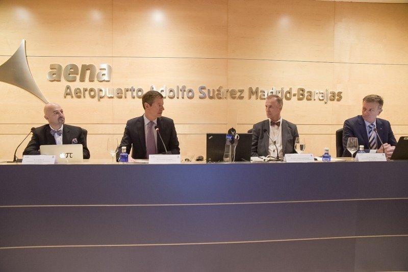 Madrid, sede del 35º Comité europeo de seguridad en la Aviación