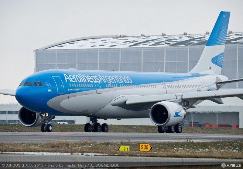 Aerolíneas Argentinas prevé ampliar su oferta entre Barcelona y Buenos Aires
