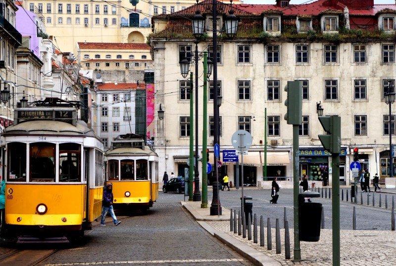 Los hoteles de Portugal comienzan el año con un 12,7% más de pernoctaciones