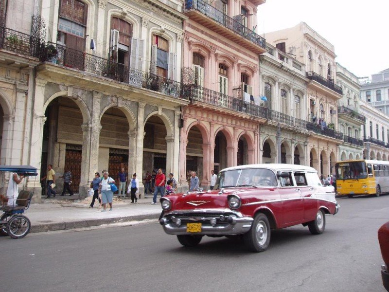 Las altas ocupaciones de los hoteles de La Habana y sus precios están provocando que emerja una creciente oferta de alojamiento en casas particulares.