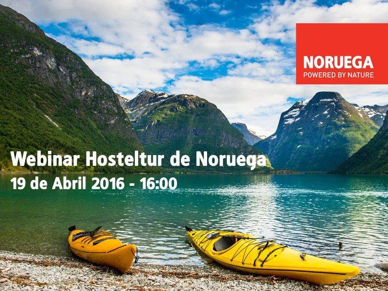 Webinar: 10 razones para vender Noruega