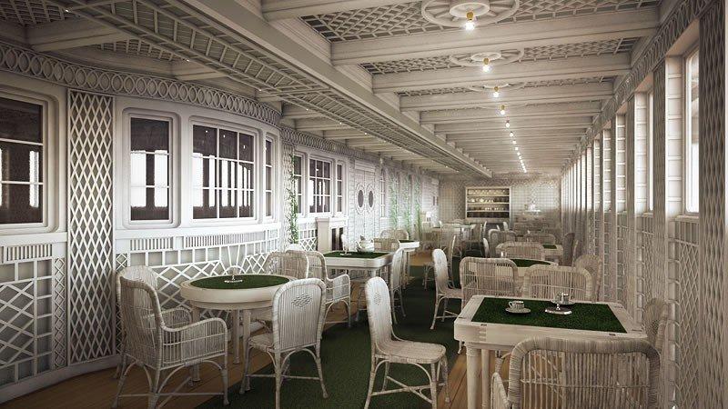 El Titanic II navegará en 2018 (vídeo)