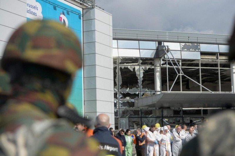 El Aeropuerto de Bruselas volverá a su capacidad plena en junio
