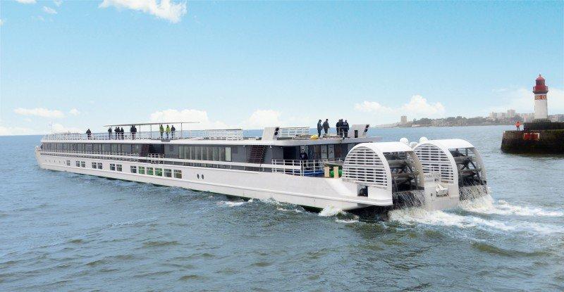 CroisiEurope invierte 11 M € en el nuevo Elbe Princesse