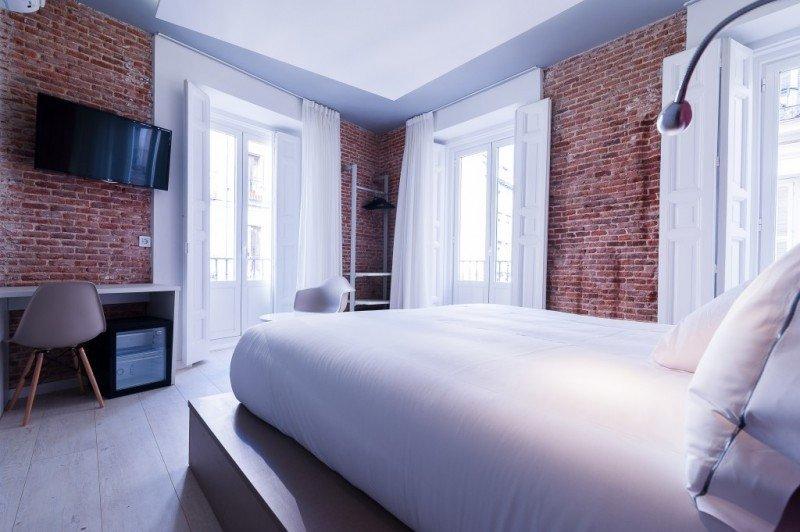 Al Sidorme Fuencarral 52 (en la imagen) se le sumará después del verano el Sidorme Madrid Puerta del Sol como los únicos hoteles de la cadena en el centro de la ciudad.