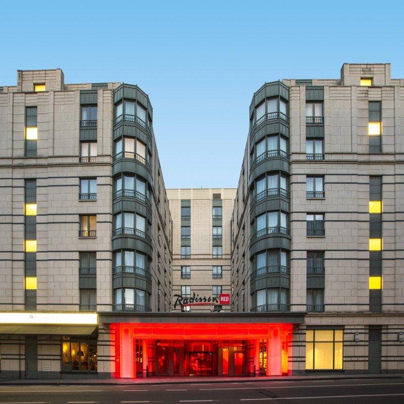 El primer Radisson Red abre en Bruselas