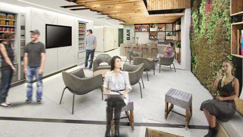 Los establecimientos de The Hostel Box disponen de amplias zonas comunes para facilitar que sus clientes puedan interactuar.