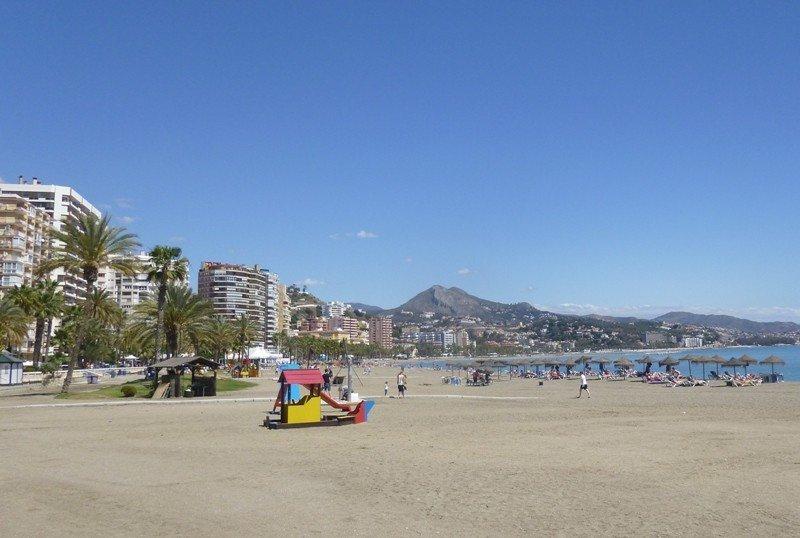 Playas de Málaga, Costa del Sol. Foto: Hosteltur