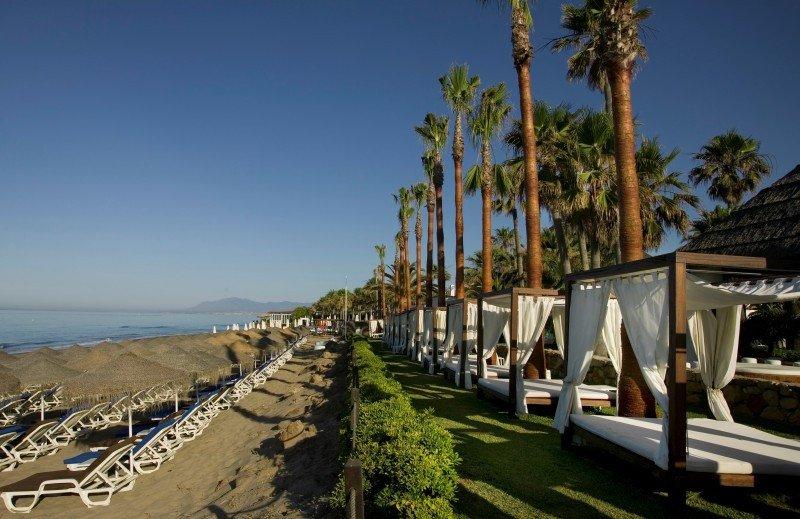 Hotel Don Carlos Beach, de Marbella.