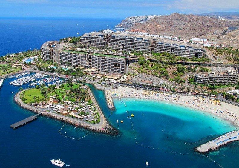 El sur de Gran Canaria ha registrado en marzo el mayor grado de ocupación por plazas y también en fin de semana.