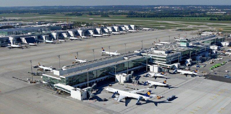 Lufthansa y el Aeropuerto de Munich inauguran nueva instalación satélite