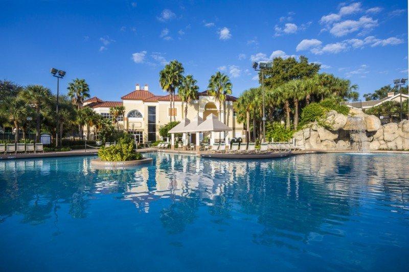 Sheraton Vistana Resort, en Orlando.