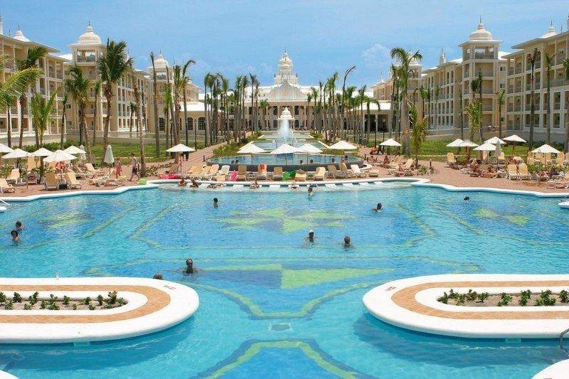Riu Palace Punta Cana.