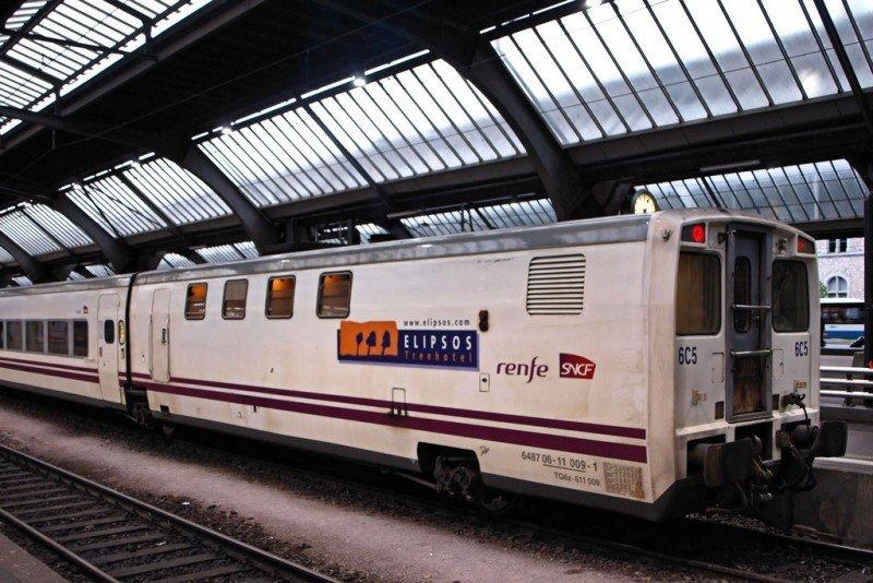 Huelga de trenes en Francia anula seis de cada 10 trayectos con España