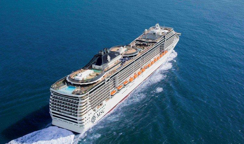 MSC prevé un 15 % más de cruceristas españoles en 2016