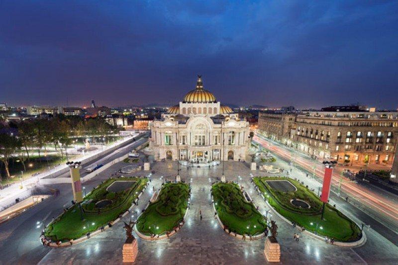 Webinar: Ciudad de México, una capital cosmopolita y vibrante