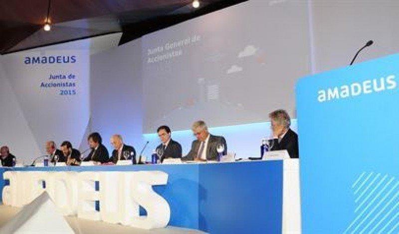 Amadeus firma un crédito por 500 M € para refinanciar su deuda
