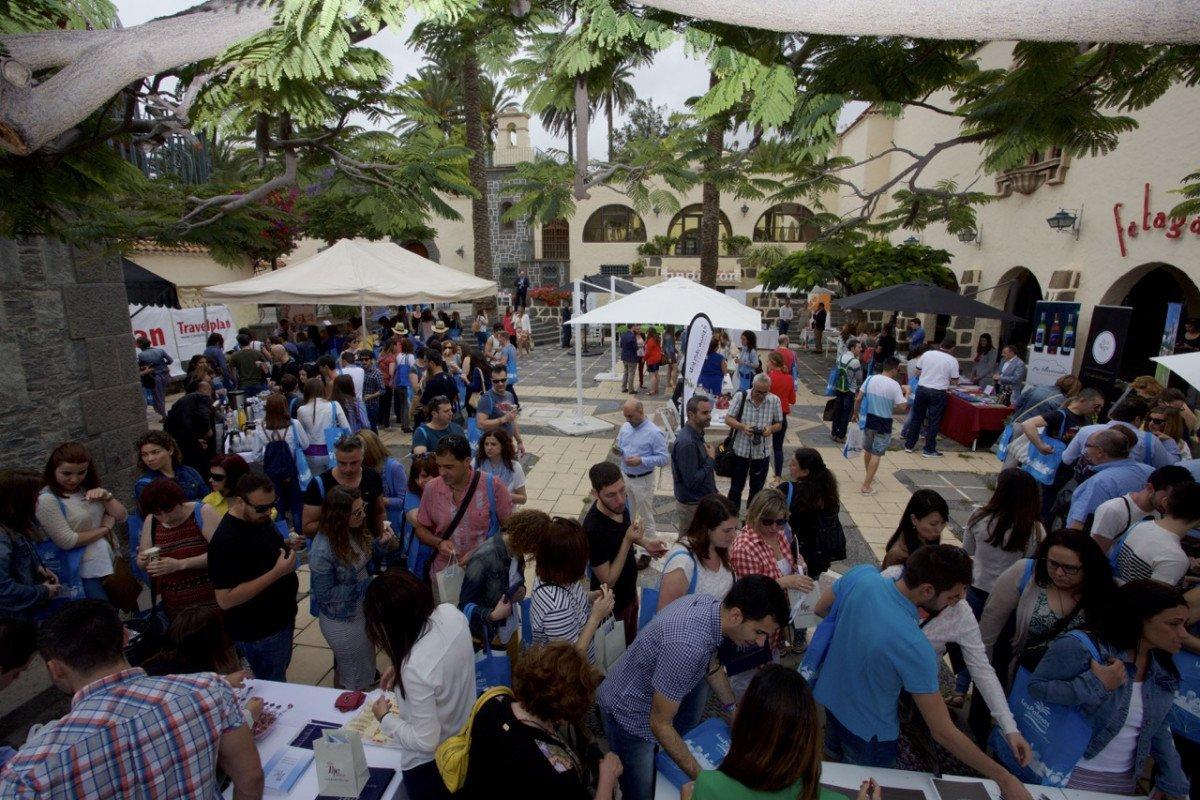 Las novedades de Gran Canaria para este verano fueron presentadas a los agentes en un workshop.
