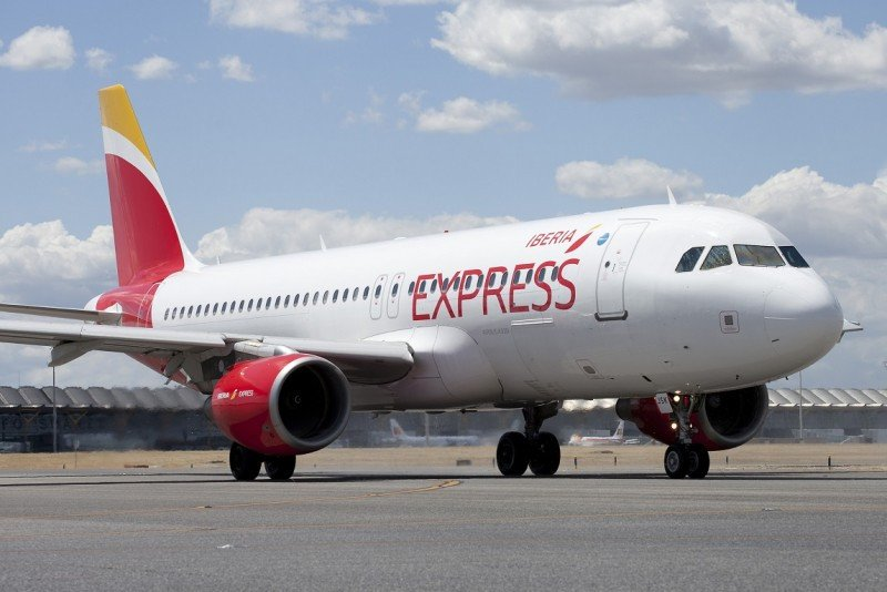 Iberia Express estrena cuatro rutas