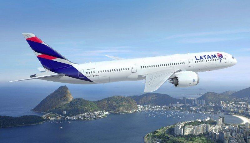 LATAM estrenará su nueva marca transportando la antorcha olímpica